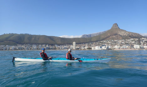 Cape Town, Full-Day, Bike & Sea Kayak