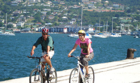 Knysna, Short Cycle, Village & Lagoon