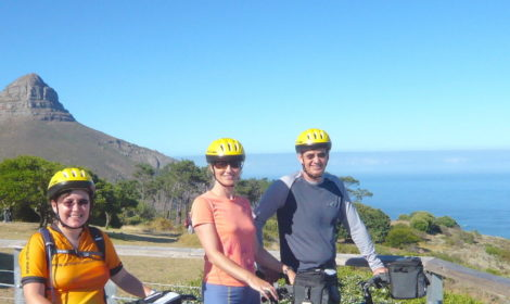 Cape Town, Short Cycle, Darwin's Trail