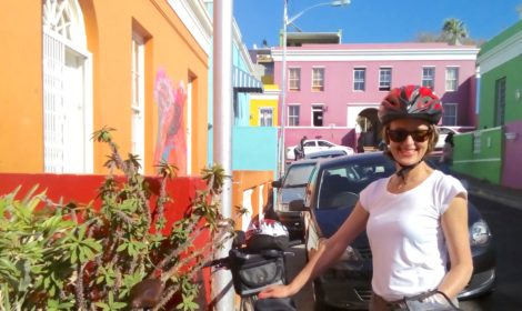 Cape Town, Coastal Cycle & Bo-Kaap Walk