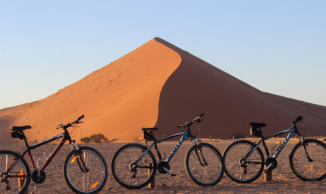 8 Days, Southern Desert Cycle, Namibia