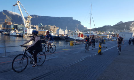 Cape Town, Half-Day, Sunrise or Sunset Cycle